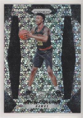 2017-18 Panini Prizm - [Base] - Fast Break Prizms #109 - John Collins