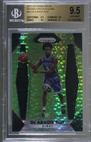 De'Aaron Fox /25 [BGS 9.5 GEM MINT]
