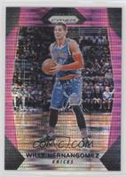 Willy Hernangomez #/42