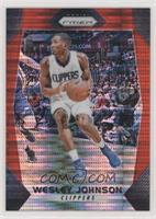 Wesley Johnson #/25