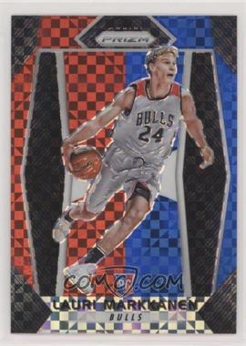 2017-18 Panini Prizm - [Base] - Red, White & Blue Prizms #247 - Lauri Markkanen