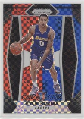 2017-18 Panini Prizm - [Base] - Red, White & Blue Prizms #283 - Kyle Kuzma