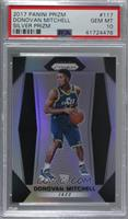 Donovan Mitchell [PSA 10 GEM MT]