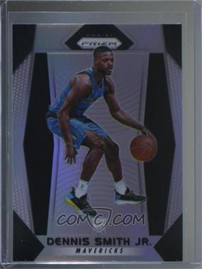 2017-18 Panini Prizm - [Base] - Silver Prizms #99 - Dennis Smith Jr.