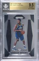 Donovan Mitchell [BGS 9.5 GEM MINT]