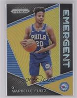 Markelle Fultz [Mint or Better] #/10