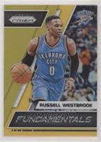 Russell Westbrook #/10
