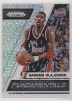 Hakeem Olajuwon #/25