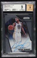 Kevin Durant [BGS 9 MINT]