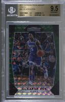 De'Aaron Fox [BGS 9.5 GEM MINT]