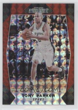 2017-18 Panini Prizm Mosaic - [Base] - Red #93 - Tony Parker