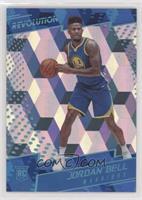 Rookies - Jordan Bell /50