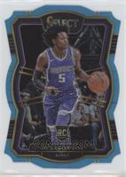 Premier Level - De'Aaron Fox #/185