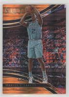Courtside - Marvin Williams #/9