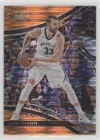 Courtside - Marc Gasol #/9