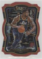 Premier Level - Derrick Favors #/135