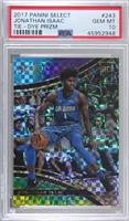 Courtside - Jonathan Isaac [PSA 10 GEM MT] #/25