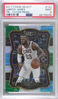 Premier Level - LeBron James [PSA 9 MINT]