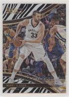 Courtside - Marc Gasol