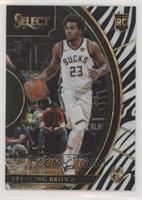 Concourse - Sterling Brown