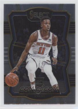 2017-18 Panini Select - [Base] #185 - Premier Level - Frank Ntilikina