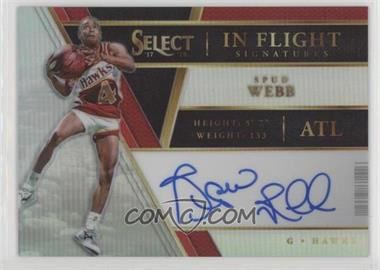 d95259921 2017-18 Panini Select - In Flight Signatures  IF-SP - Spud Webb  199