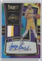 Lonzo Ball #/25