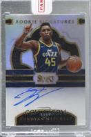Donovan Mitchell [Uncirculated] #/199
