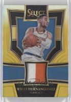 Willy Hernangomez [Noted] #/10