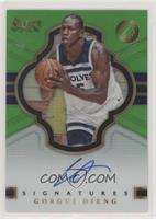 Gorgui Dieng [Noted] #/65