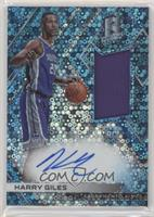 Rookie Jersey Autographs - Harry Giles #/99