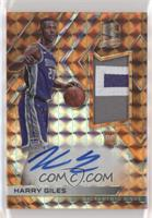Rookie Jersey Autographs - Harry Giles #/5