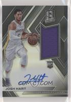 Rookie Jersey Autographs - Josh Hart [Noted] #/30