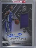 Rookie Jersey Autographs - Harry Giles [Uncirculated] #/299