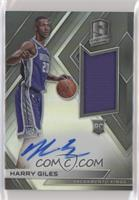 Rookie Jersey Autographs - Harry Giles /299