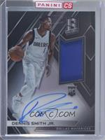 Rookie Jersey Autographs - Dennis Smith Jr. /299 [Uncirculated]