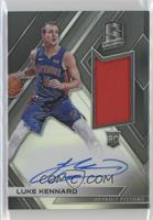 Rookie Jersey Autographs - Luke Kennard /299