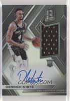 Rookie Jersey Autographs - Derrick White #/299