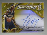 Jermaine O'Neal [EX to NM] #/10