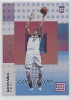 Rookies - Jarrett Allen #/199