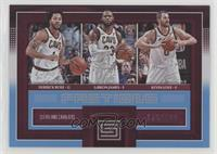 Derrick Rose, LeBron James, Kevin Love /199