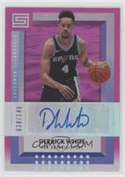 Derrick White #/149