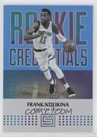 Frank Ntilikina #/199