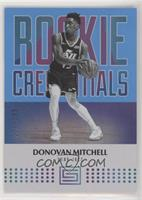 Donovan Mitchell #/199