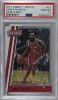 James Harden [PSA 10 GEM MT] #/99