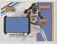 Kenneth Faried [EX to NM]