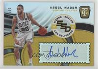 Abdel Nader #/10