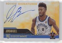 Rookie Signatures Gold - Jordan Bell #/10