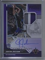 Prime Prospects Signatures - Justin Jackson #/25