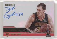 Rookie Signatures - Tyler Cavanaugh #/99